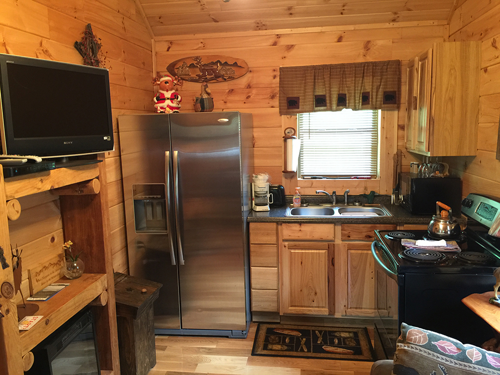 Mountain breeze log cabins test Devils fork state park cabin rentals